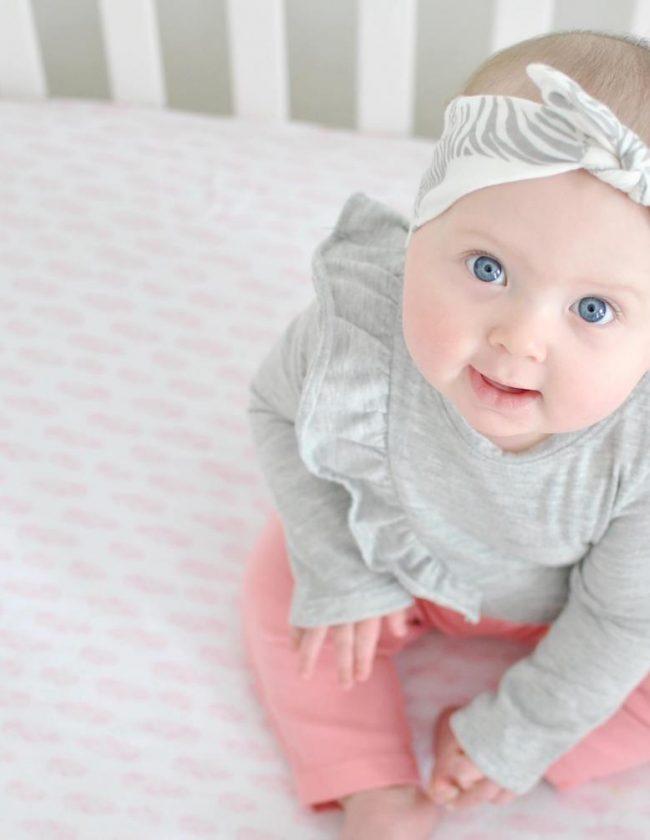 Gemma Joan at 6 Months Old