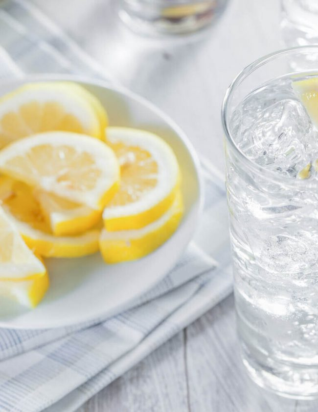 Tips and Tricks to Drink More Water