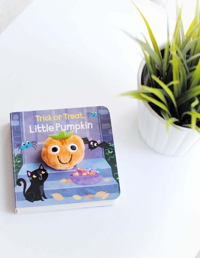 Our Favorite and Best Halloween Books for Toddlers