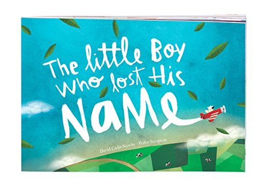 Shop Personalized Name Children's Books
