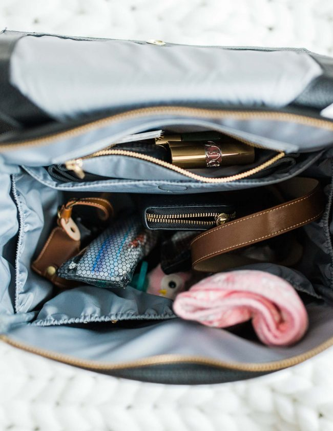 what to pack in a carry on when flying with a baby