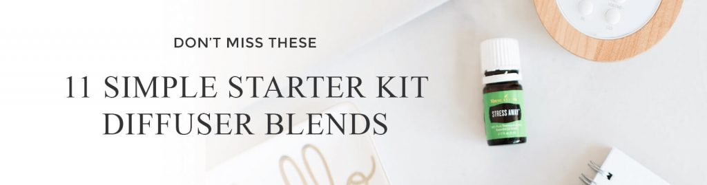 Click here for 11 simple starter kit diffuser blends