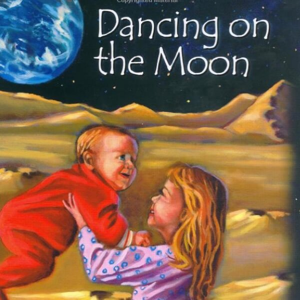 Books for Toddlers About Death - Dancing on the Moon