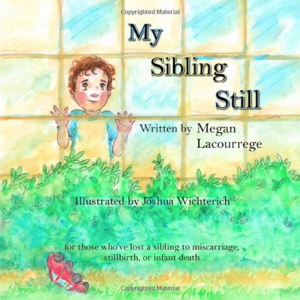 Books for Toddlers About Death - My Sibling Still