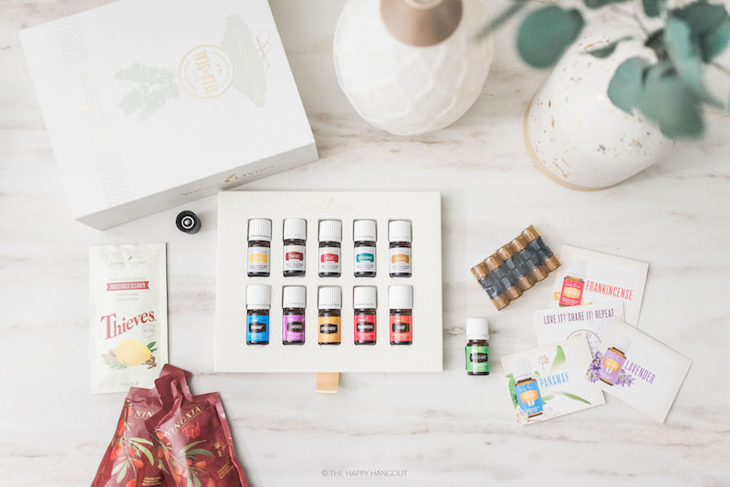 Young Living's Premium Starter Kit
